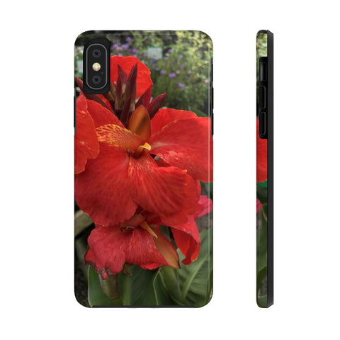 Canna Lily Case Mate Tough Phone Cases