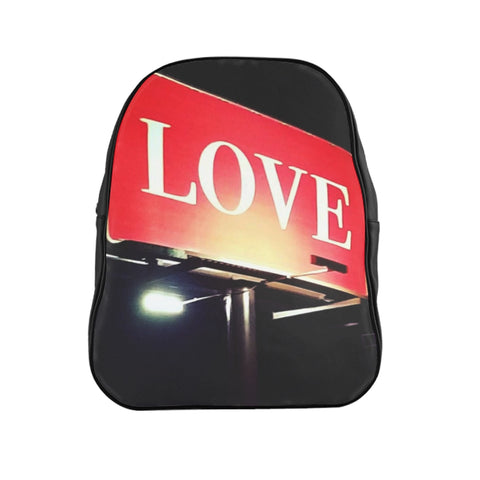 Love Billboard Backpack