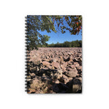 Boulder Rock Spiral Notebook - Ruled Line