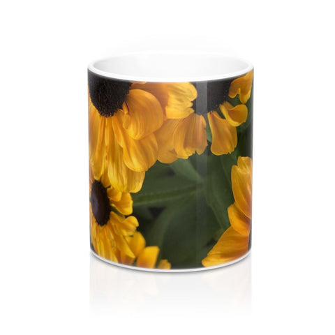 Sweet Black Eyed Susan Mug 11oz