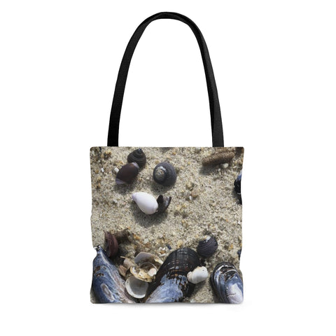 Seashell AOP Tote Bag