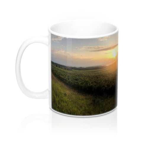 Sun Set Orchard Mug 11oz