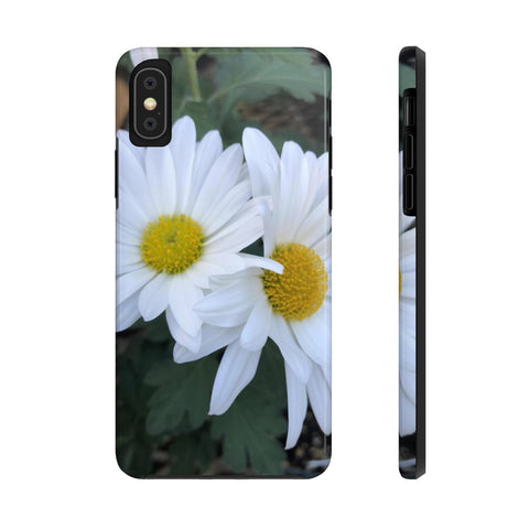 Snow White Case Mate Tough Phone Cases