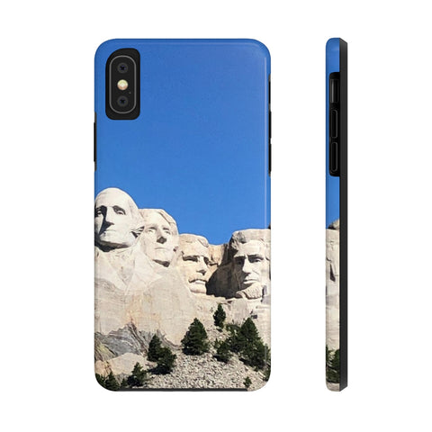 Mount Rushmore Case Mate Tough Phone Cases