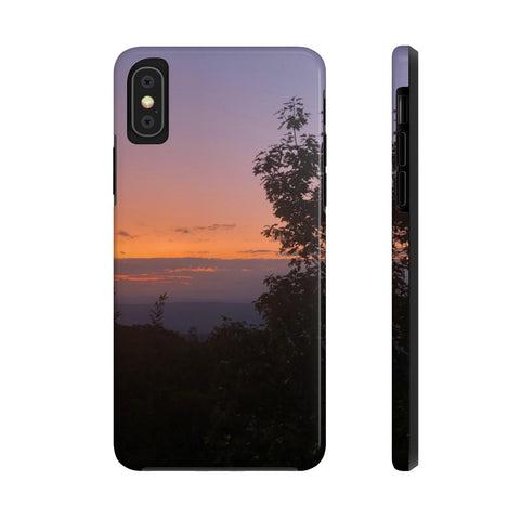 Shenandoah Sunset Case Mate Tough Phone Cases