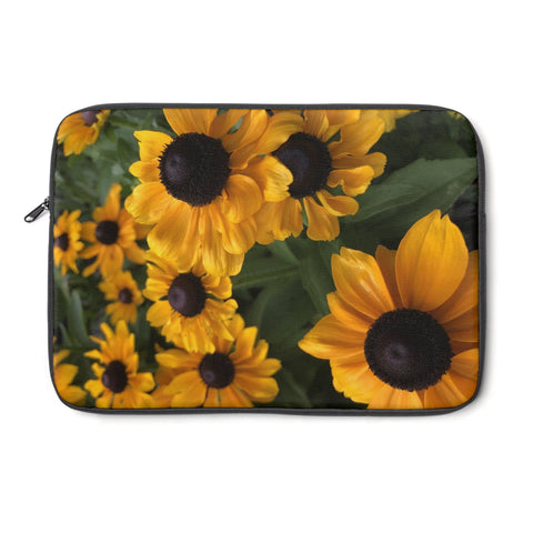 Sweet Black Eyed Susan Laptop Sleeve