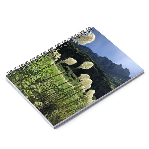 Bear Grass Spiral Notebook - Ruled Line