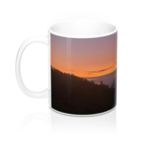 Shenandoah Sunset Mug 11oz