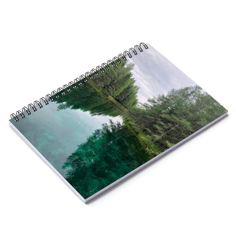 Kitch-iti-Kipi Spiral Notebook - Ruled Line