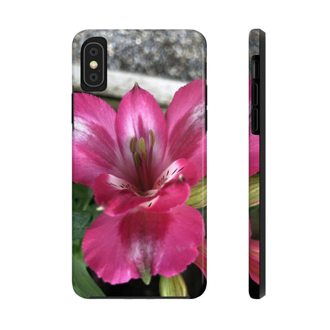 Peruvian Lily Case Mate Tough Phone Cases
