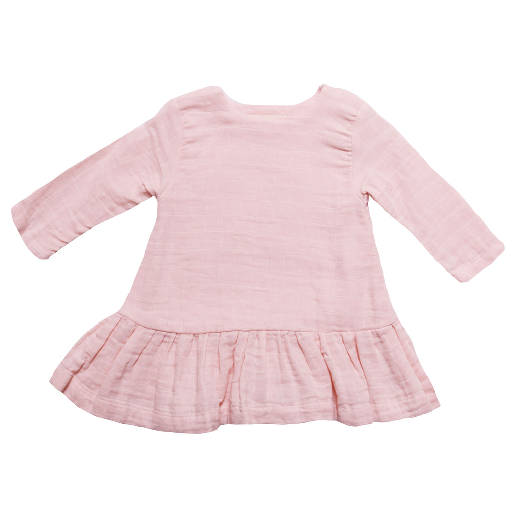 Baby Girl Lilly Dress, Pink
