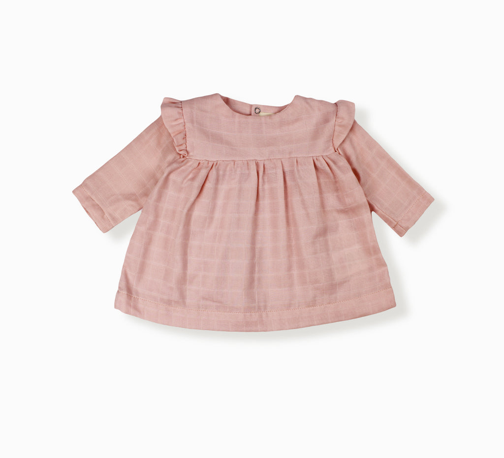 Baby Girl Ivy Blouse, Pink