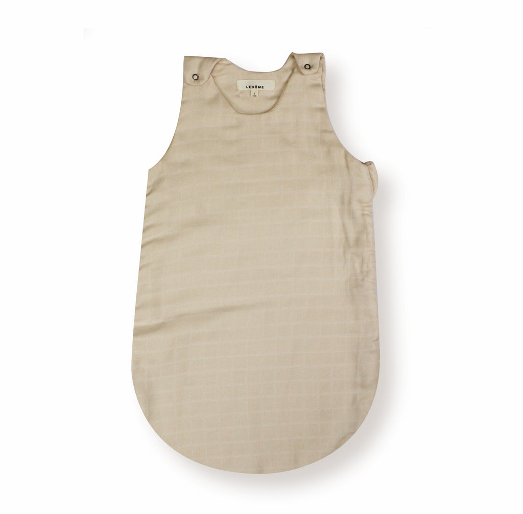 Baby Unisex Sleeping Bag, Beige