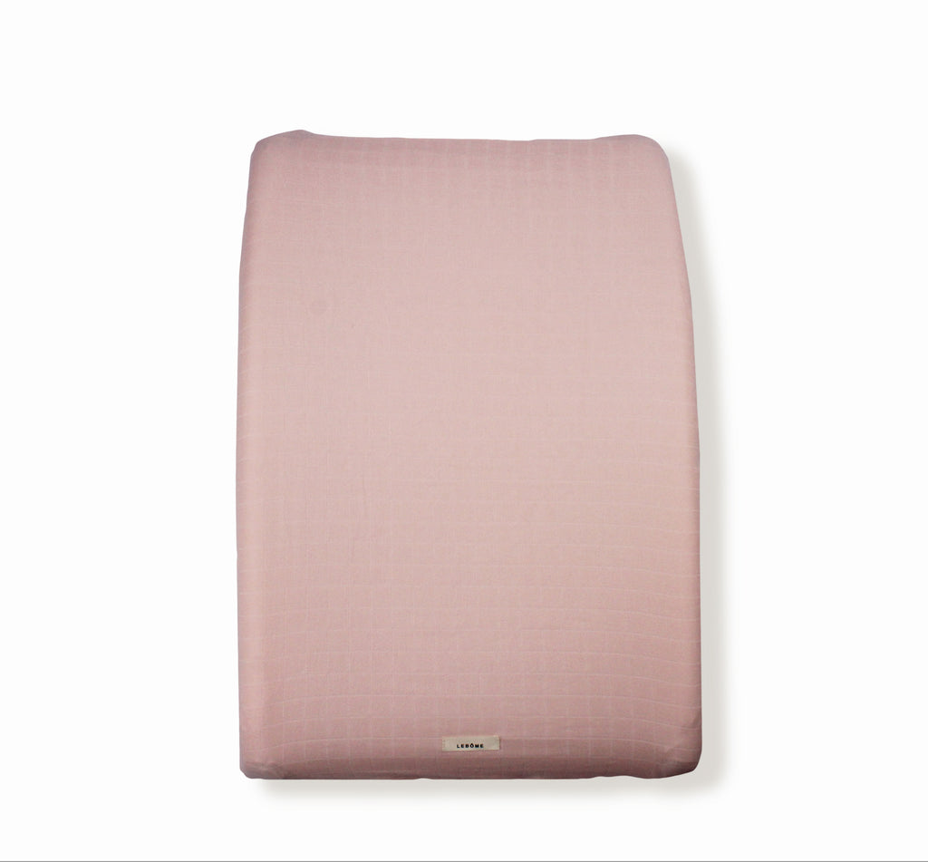 Baby Changing Mat Cover, Unisex, Pink