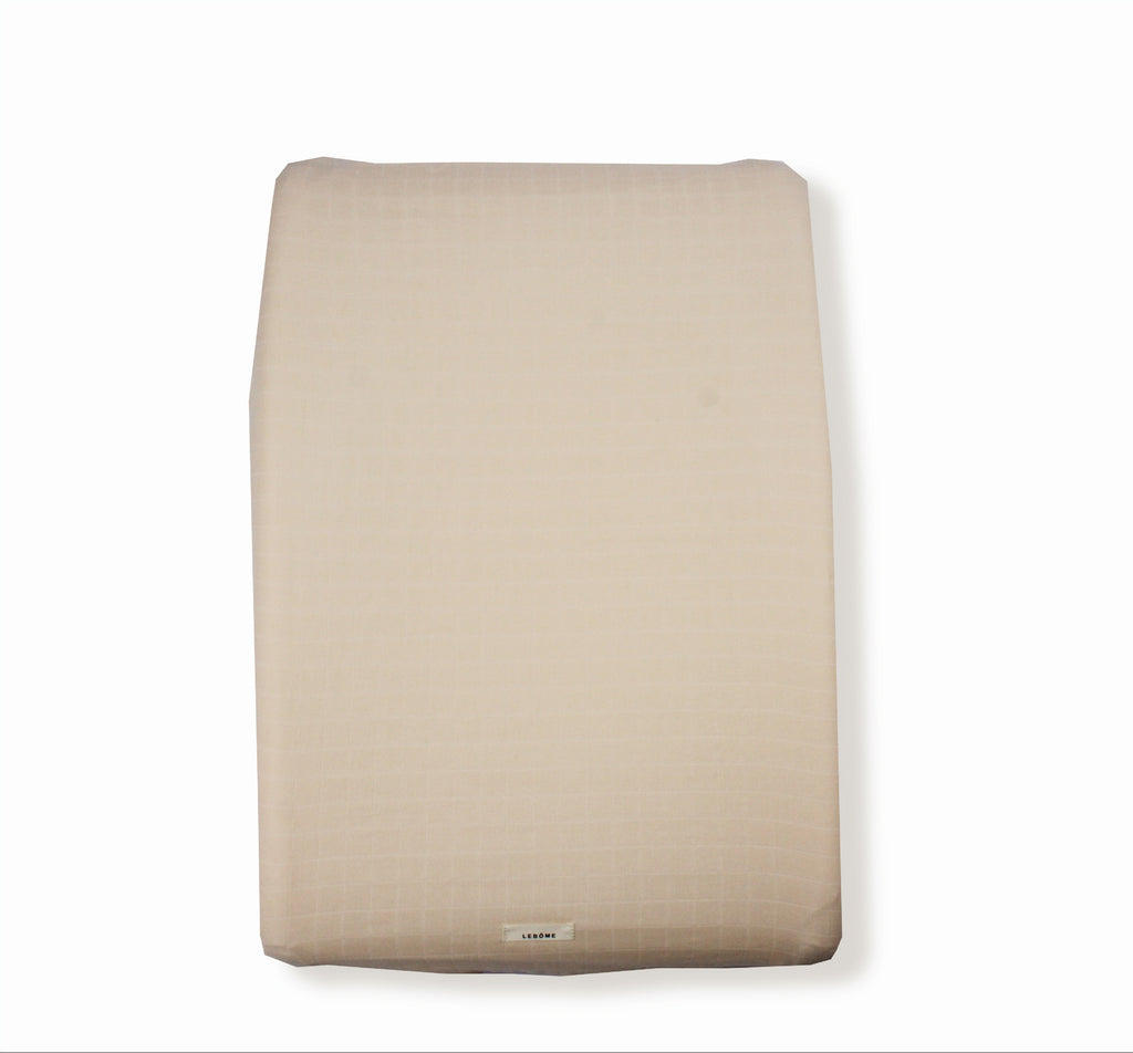 Baby Changing Mat Cover, Unisex, Beige
