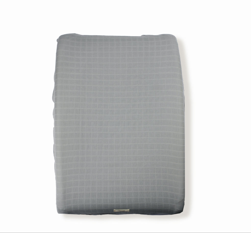 Baby Changing Mat Cover, Unisex, Grey