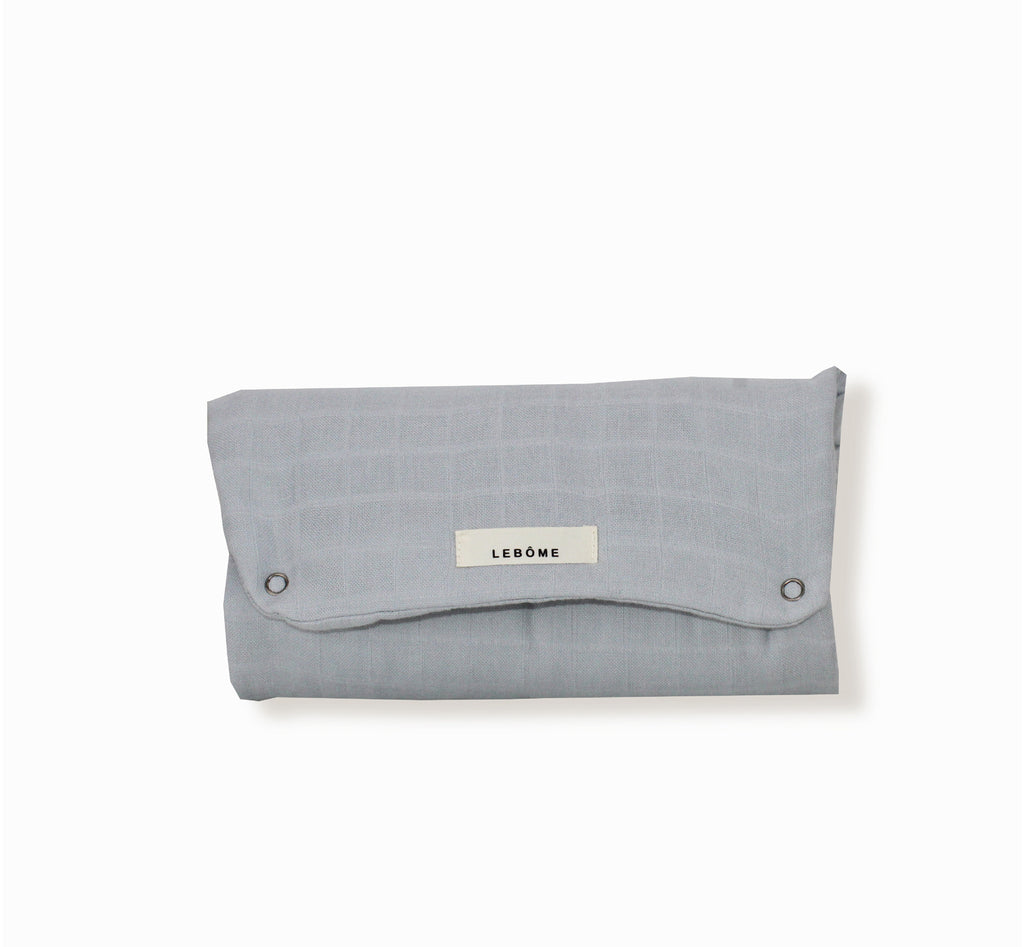Baby Changing Mat, Oscar, Grey