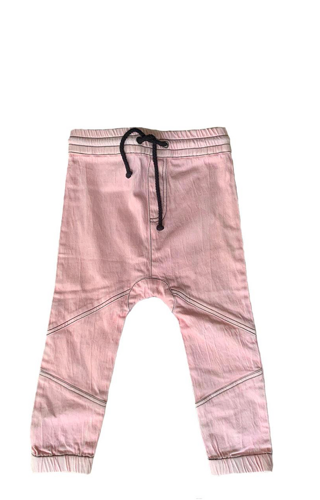Baby Girl, Junior Girls Pant, Pink