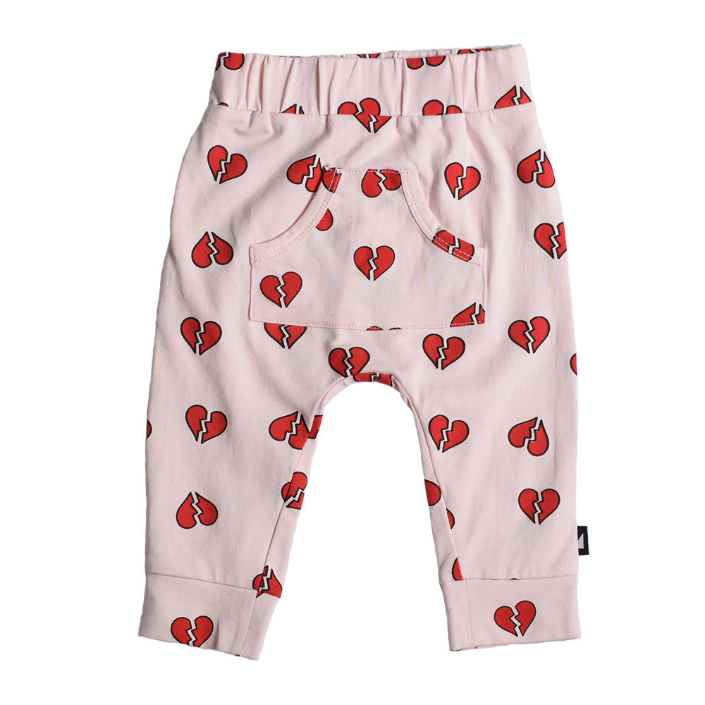 Baby Girl Baggies Pant, Pink