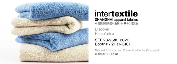 Intertextile SHANGHAI 2020