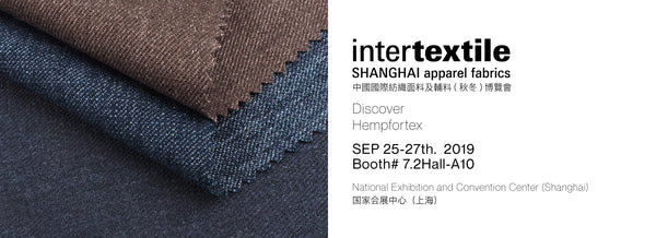 Intertextile SHANGHAI 2019