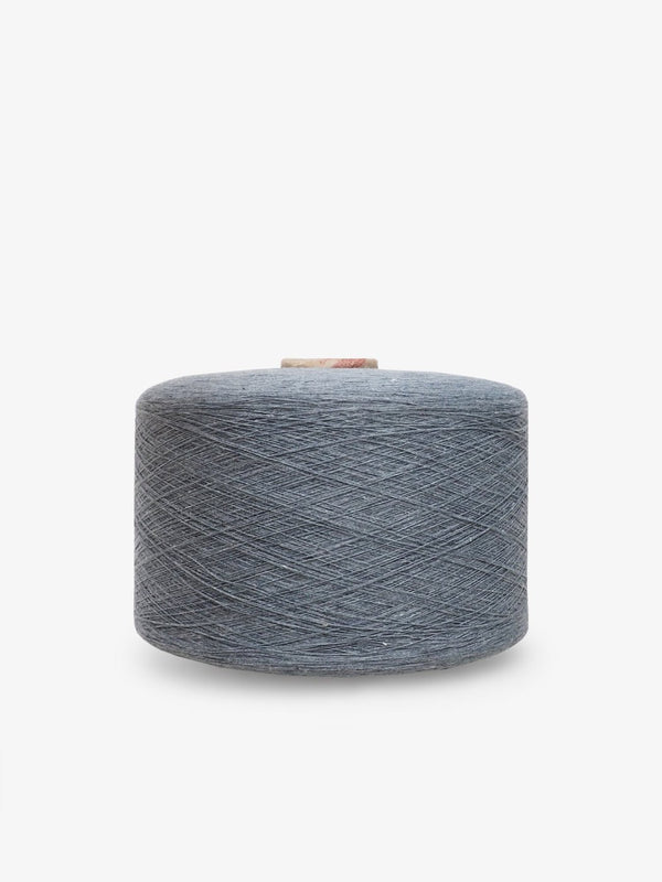 11s Recycled Hemp & Organic Cotton Dark Color Yarn - Hemp Fortex