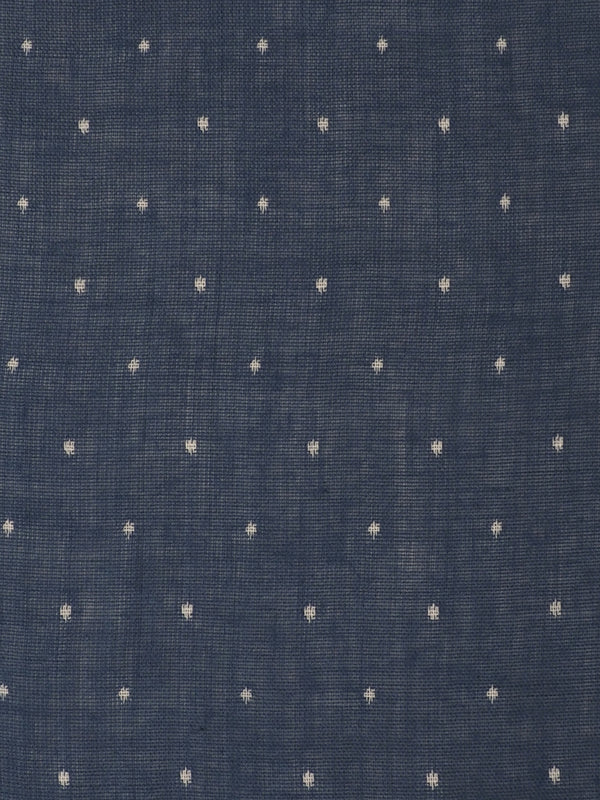 Pure Organic Cotton Light Weight Double-Layer Jacquard Fabric(OG12041)