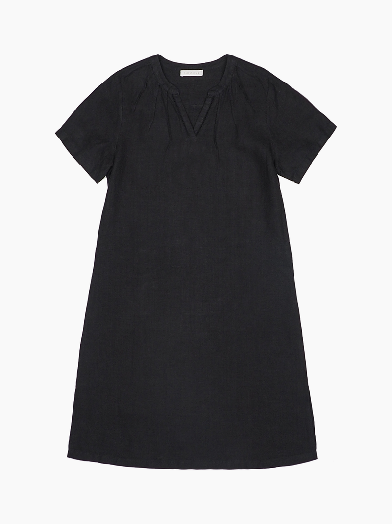 Pure Hemp Mid-Weight Dress
