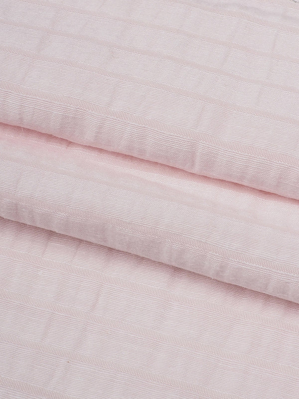 Hemp, Organic Cotton & Silk Light Weight Crinkle Fabric