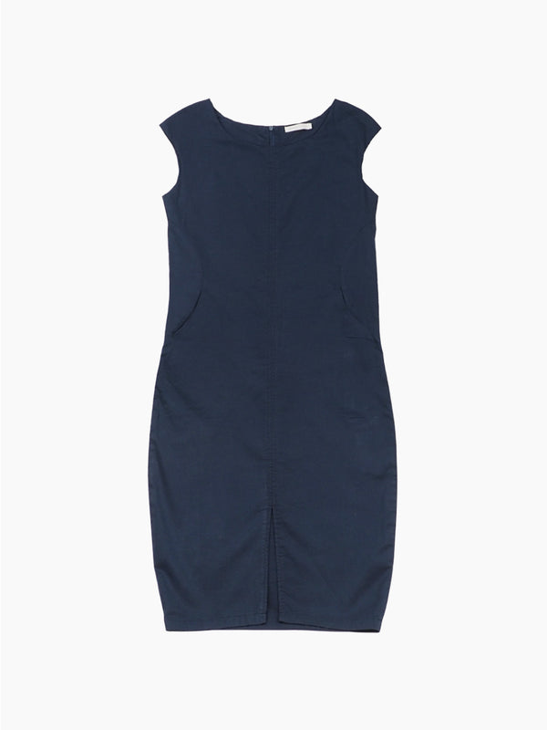 Hemp & Organic Cotton Stretched One-Piece Dress