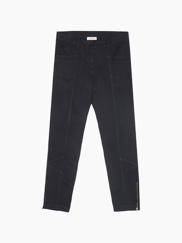 Hemp & Organic Cotton Mid-Weight Twill Bottom