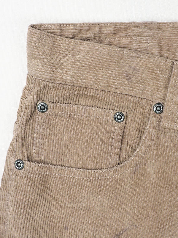 Hemp & Organic Cotton Corduroy Bottom