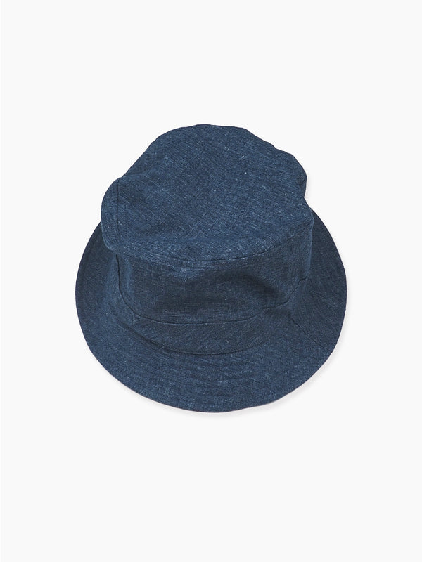 Hemp & Recycled Poly Bucket Hat - Hemp Fortex