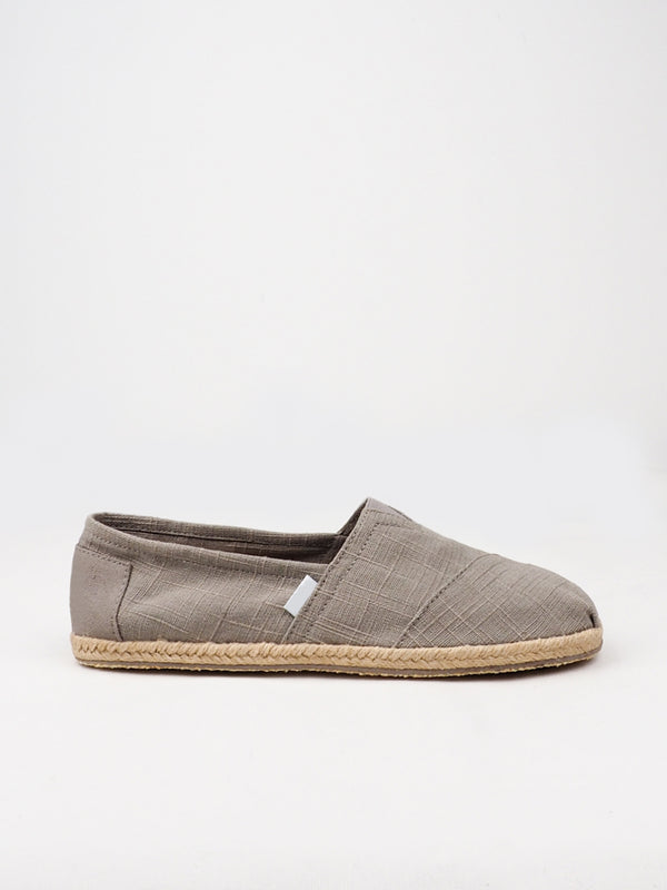 Women's Khaki Fine-Grain Low-Cut Casual Shoes