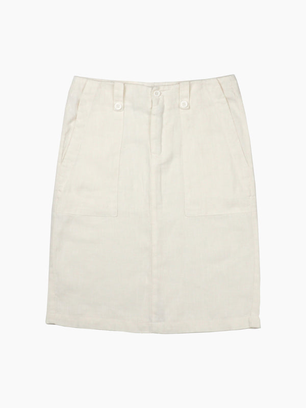 Pure Hemp Mid-Weight Bust Skirt