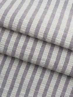 Hemp & Organic Cotton Light Weight Vertical Stripe Jacquard(GH108D133) - Hemp Fortex