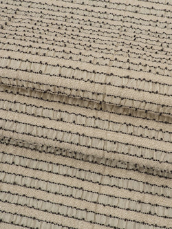 Hemp, Organic Cotton & Recycled Poly Light Weight Stretched Stretch Fabric ( GH112B283A )