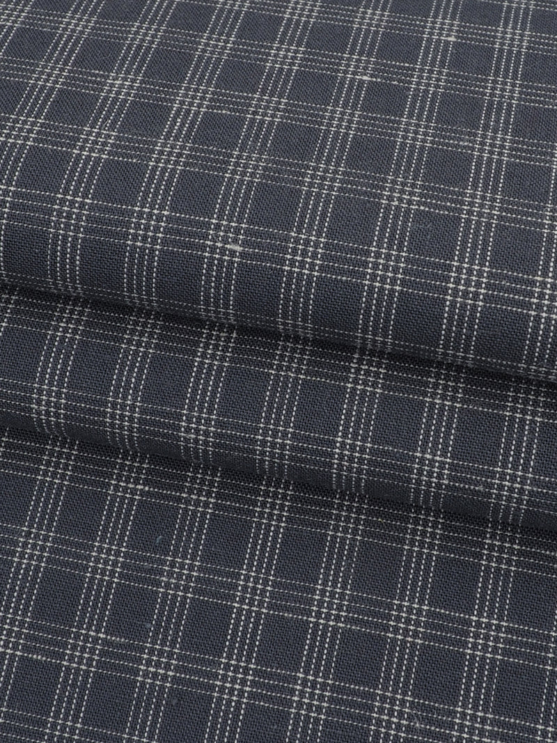 Hemp & Organic Cotton Light Weight Plaid ( GH96B107A ) - Hemp Fortex