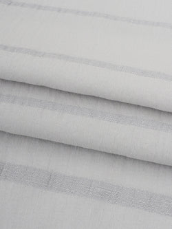 Hemp, Recycled Nylon & Organic Cotton Light Weight Stripe ( GN120D228 )