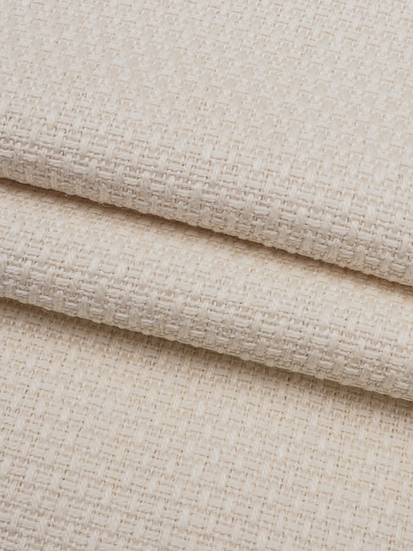 Pure Hemp Heavy Weight Jacquard Fabric ( HE623 )
