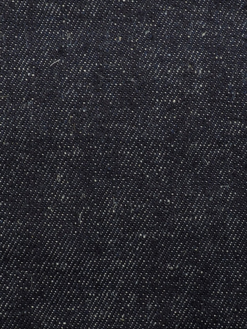 Hemp & Organic Cotton Mid-Weight Twill Denim ( HG09142 ) - Hemp Fortex