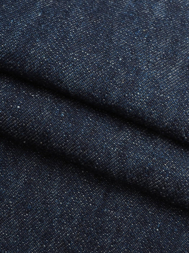 Hemp & Organic Cotton Mid-Weight Twill Denim