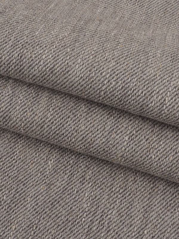 Hemp & Organic Cotton Mid-Weight Yak Twill ( HG14608A ) - Hemp Fortex