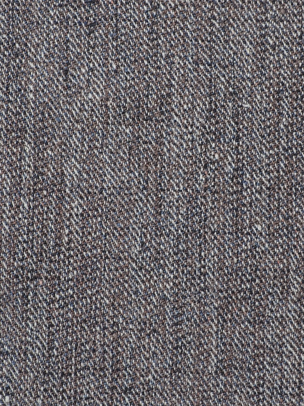Hemp& Organic Cotton Mid-Weight Space Dyed Twill Fabric (HG19016Y)