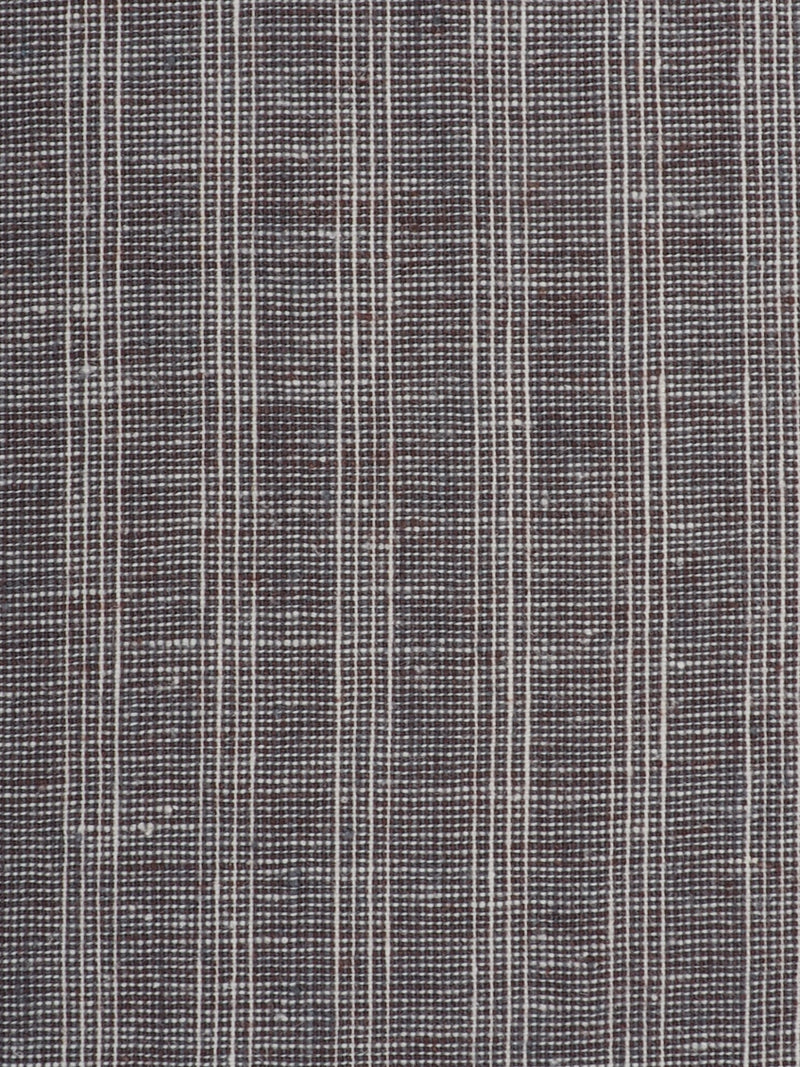 Hemp & Organic Cotton Light Weight Stripe Fabric ( HG58E126A )
