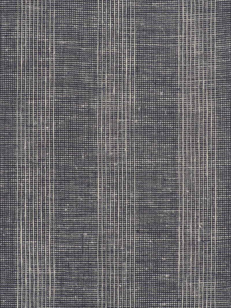 Hemp & Organic Cotton Light Weight Stripe Fabric  ( HG58E134D )