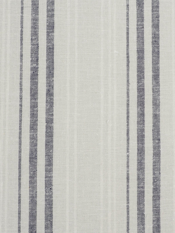 Hemp & Organic Cotton Light Weight Stripe Fabric ( HG58E200B )