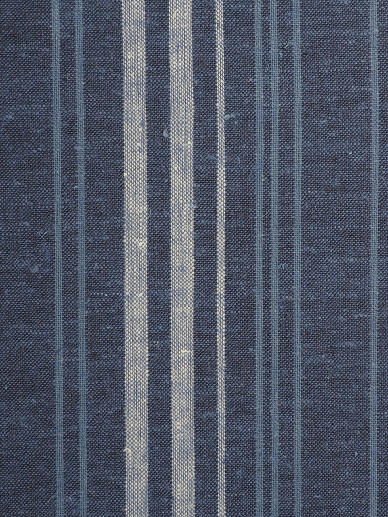 Hemp & Organic Cotton Light Weight Stripe Fabric ( HG58E200G )