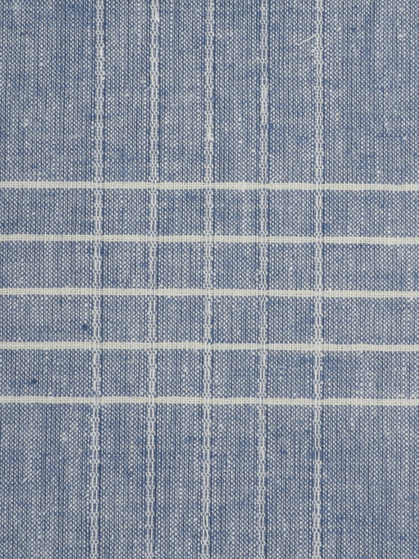 Hemp & Organic Cotton Light Weight Jacquard Fabric ( HG58E215E )