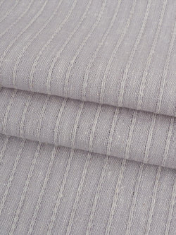 Hemp & Organic Cotton Light Weight Jacquard Fabric ( HG58E217A )